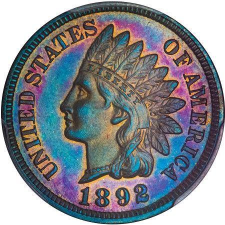 sample image for 1892 1c PR BN