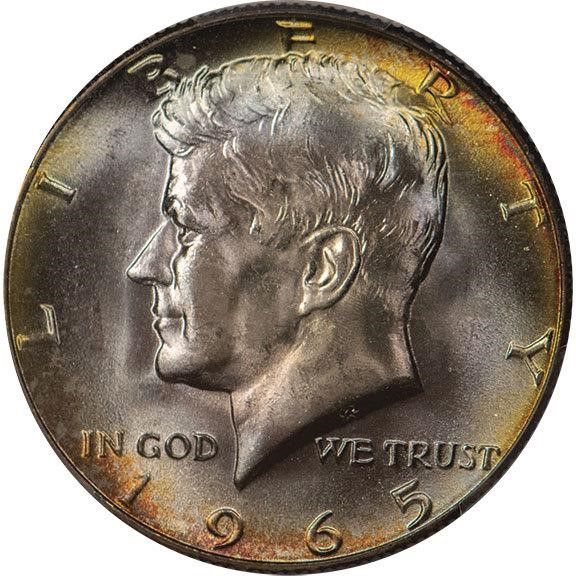 sample image for Kennedy 40% Silver [Type]
