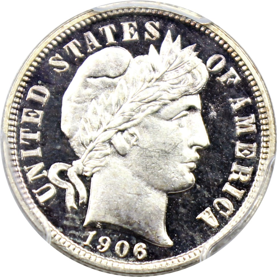 sample image for 1906 10c PR CAM