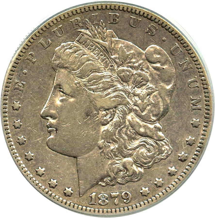 sample image for 1879-S $1  MS VAM-34