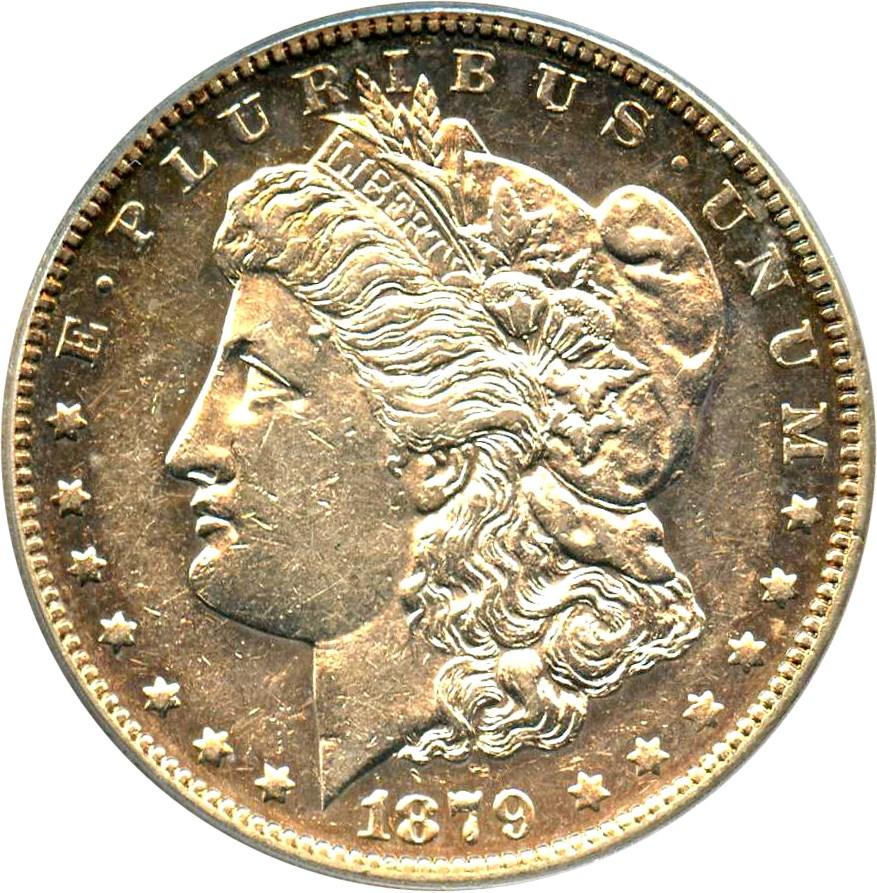 sample image for 1879-S $1  MS VAM-46