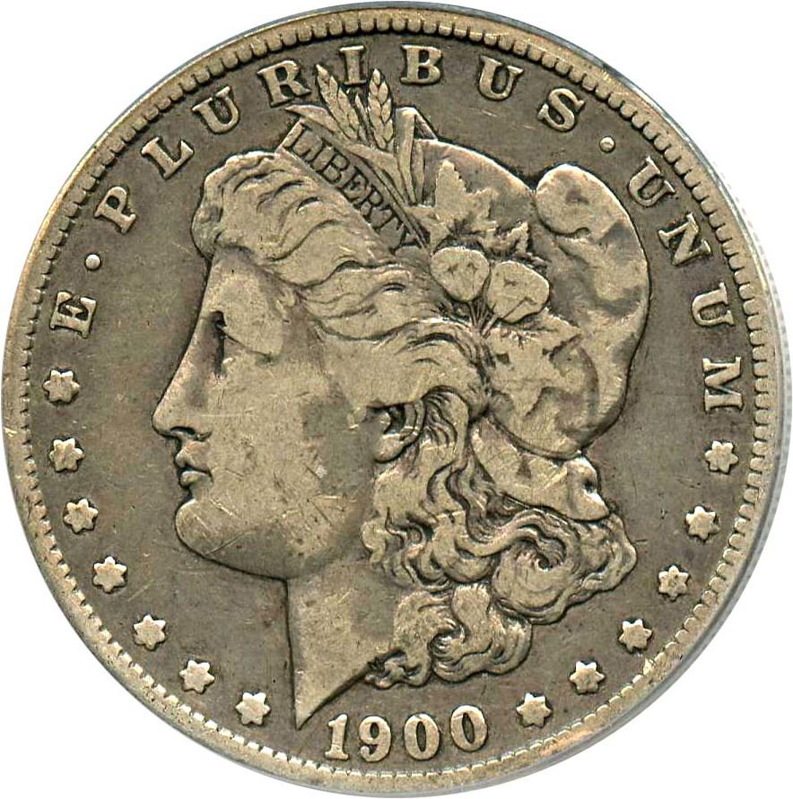 sample image for 1900-O $1  MS VAM-7, O/CC