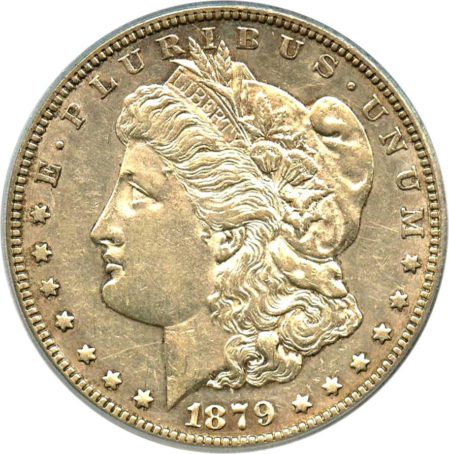 sample image for 1879-S $1  MS VAM-39