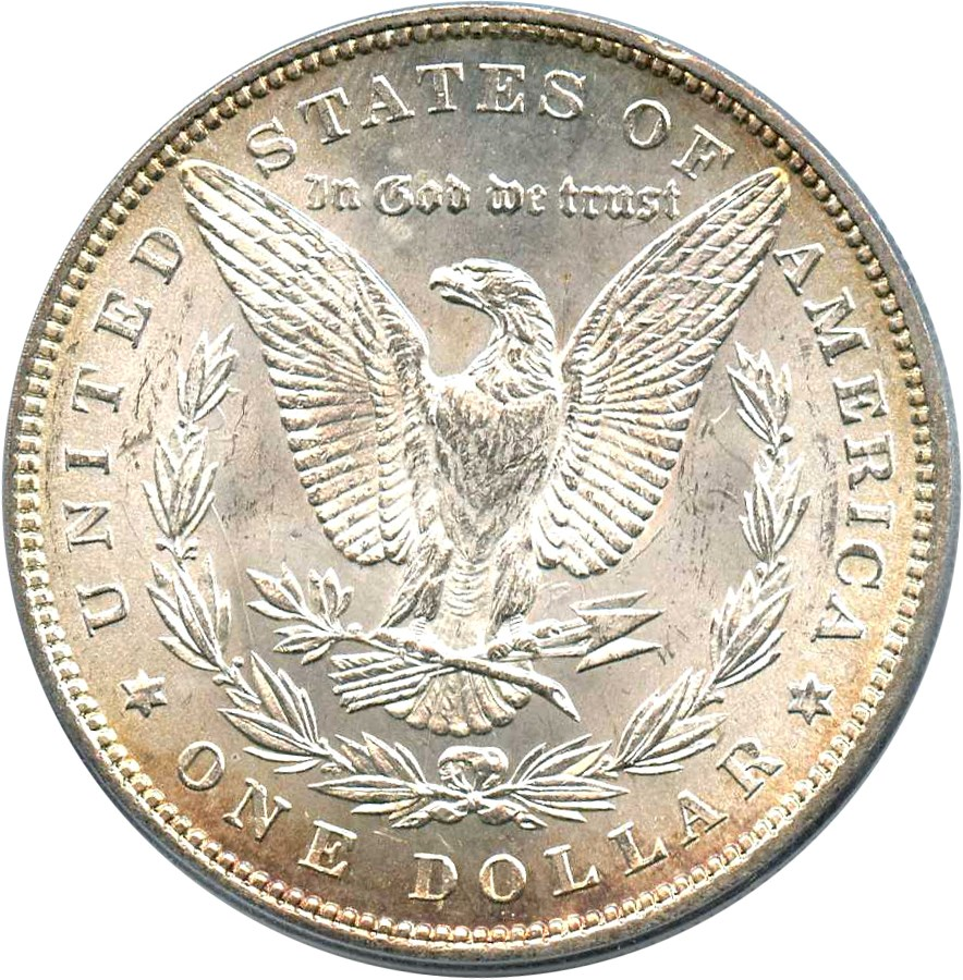 sample image for 1884 $1  MS VAM-2A, Partial E Rev
