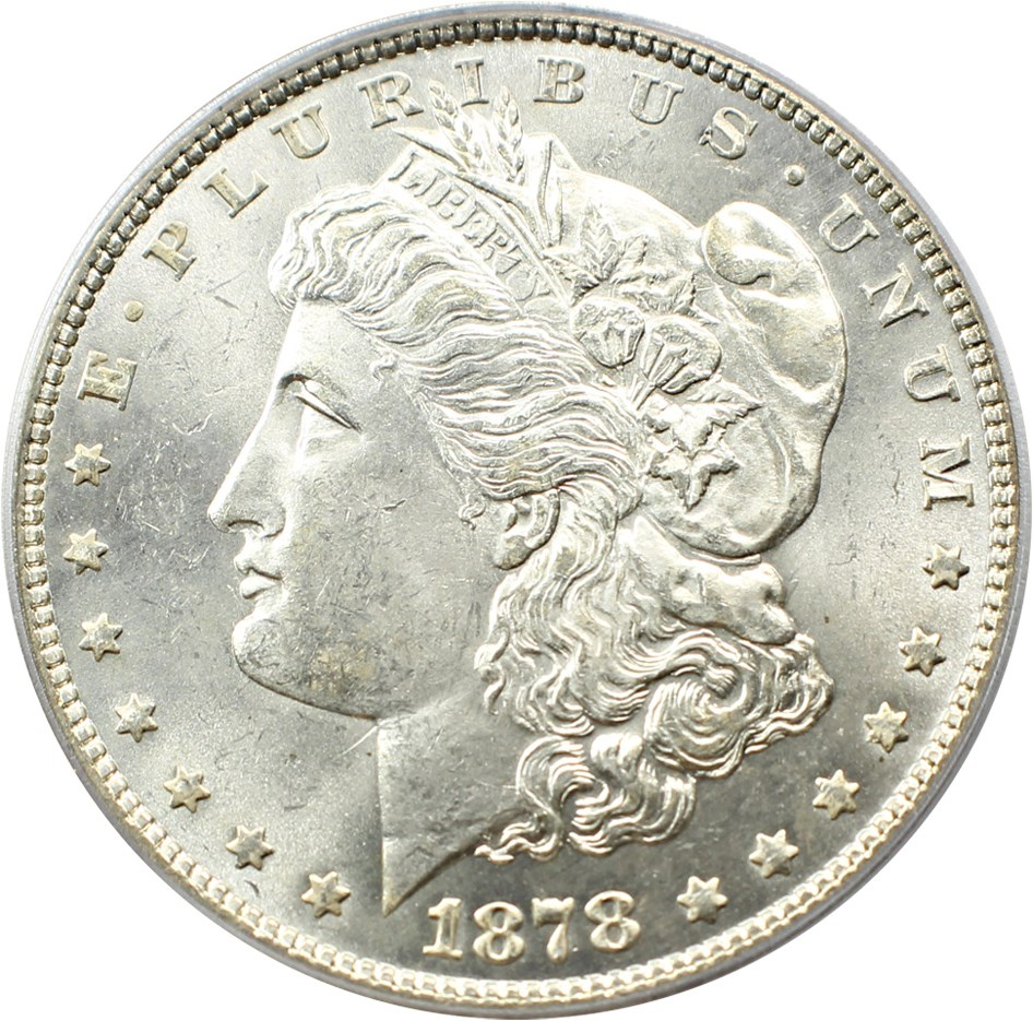 sample image for 1878 7/8TF Strong $1  MS VAM-39, 7/5