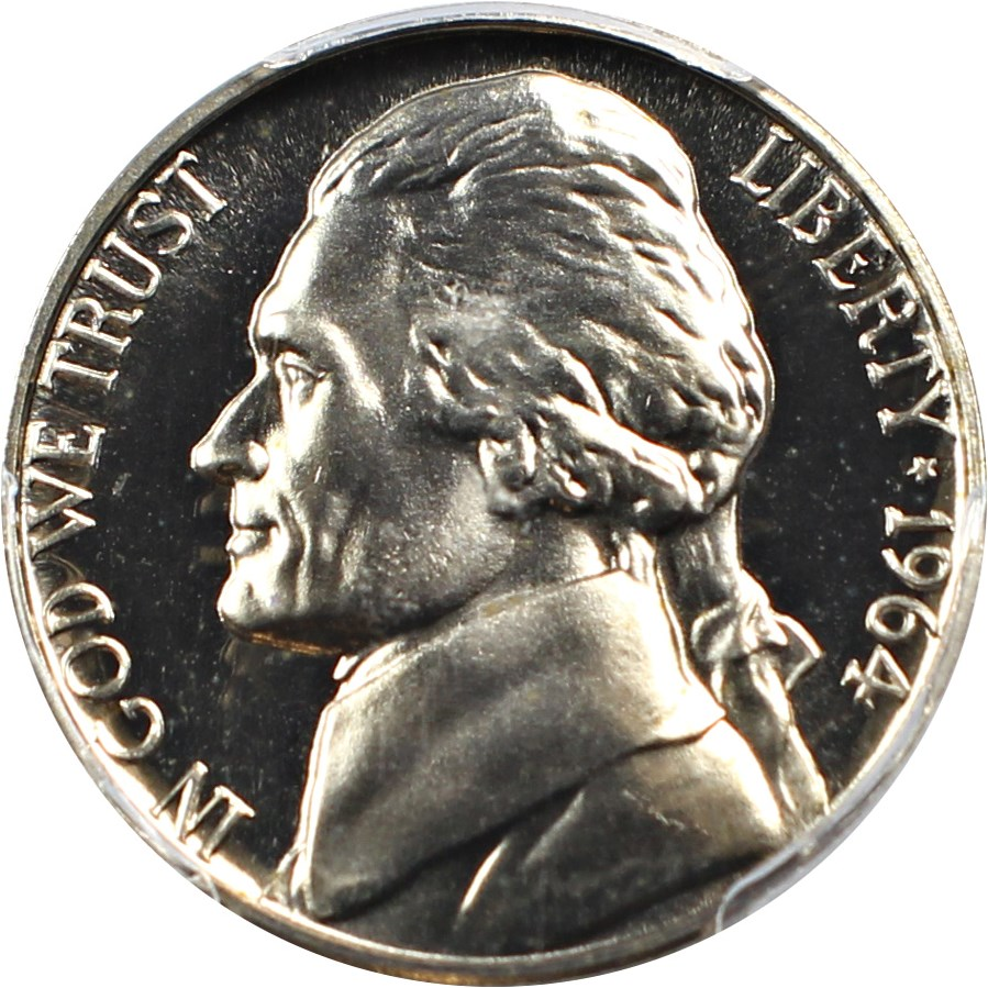 sample image for 1964 5c PR CAM