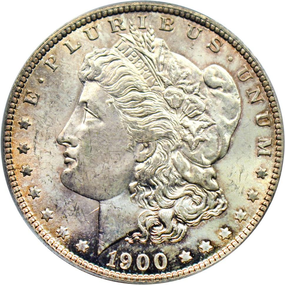 sample image for 1900-O $1  MS VAM-10, O/CC