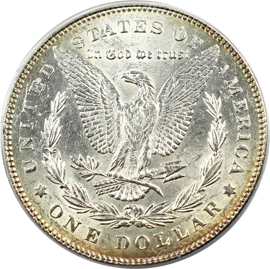 sample image for 1878 7TF Reverse of 1878 $1  MS VAM-115, Trpl Blos