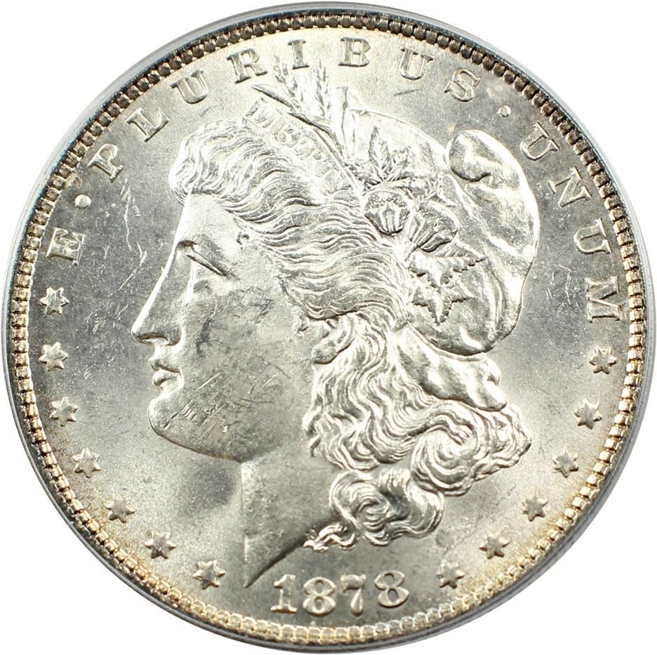 sample image for 1878 8TF $1  MS VAM-16, Tripled Stars