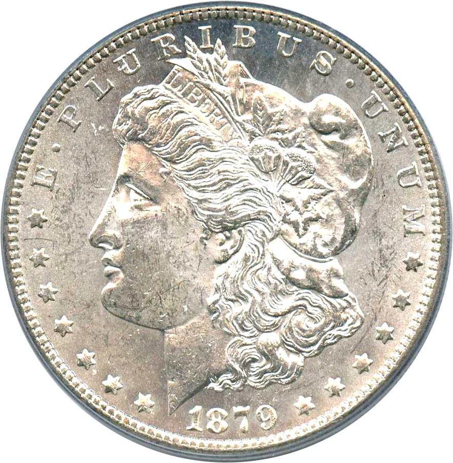 sample image for 1879-S $1  MS VAM-52