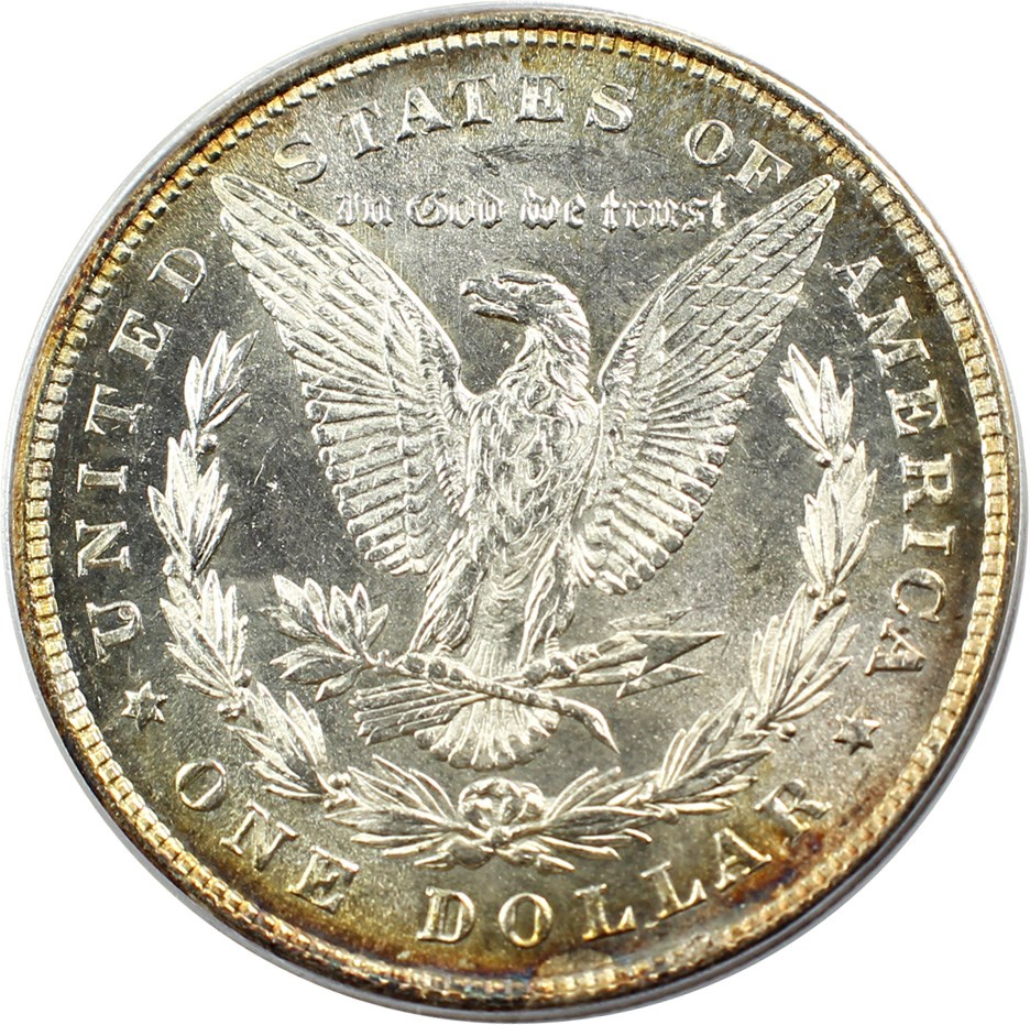 sample image for 1878 8TF $1  MS VAM-14.4 Concave Reverse