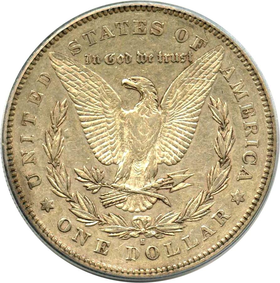 sample image for 1878-S $1  MS VAM-27, Long Arrow Shaft