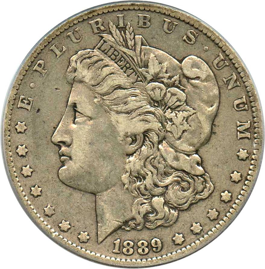 sample image for 1889-O $1  MS VAM-2, Oval O