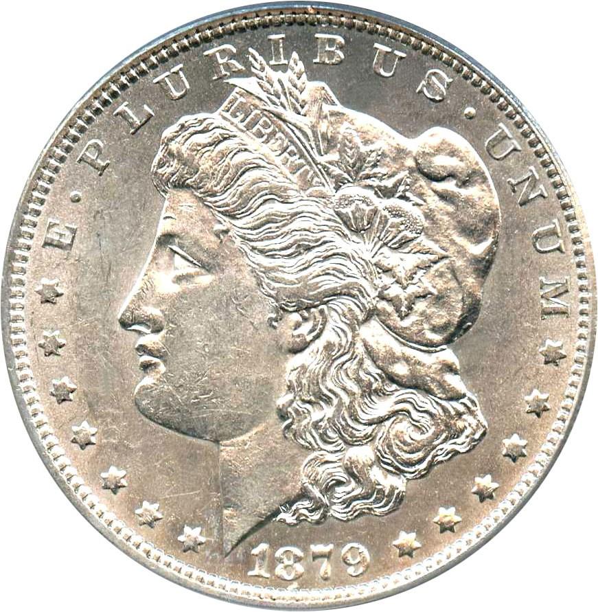 sample image for 1879-S $1  MS VAM-25