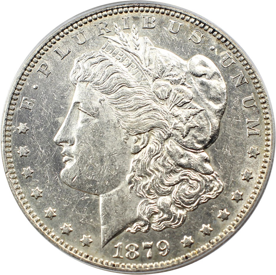 sample image for 1879-S $1  MS VAM-23