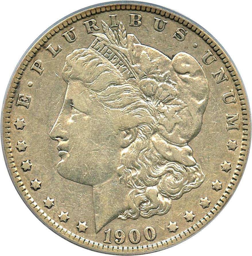 sample image for 1900-O $1  MS VAM-9, O/CC