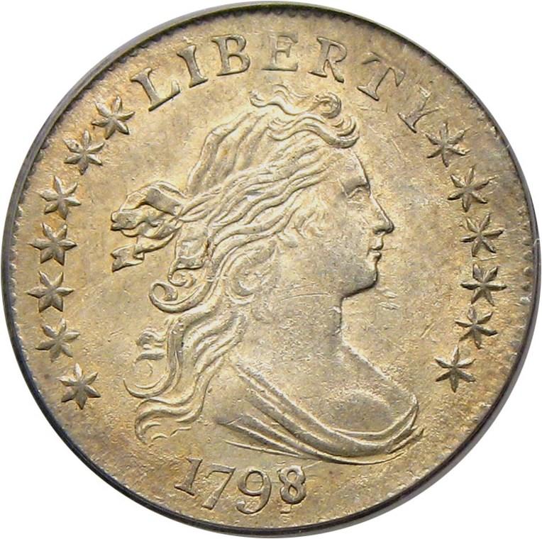 sample image for 1798/97 16 Stars Reverse