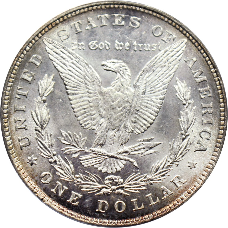sample image for 1878 8TF $1  MS VAM-8, Stick Feather