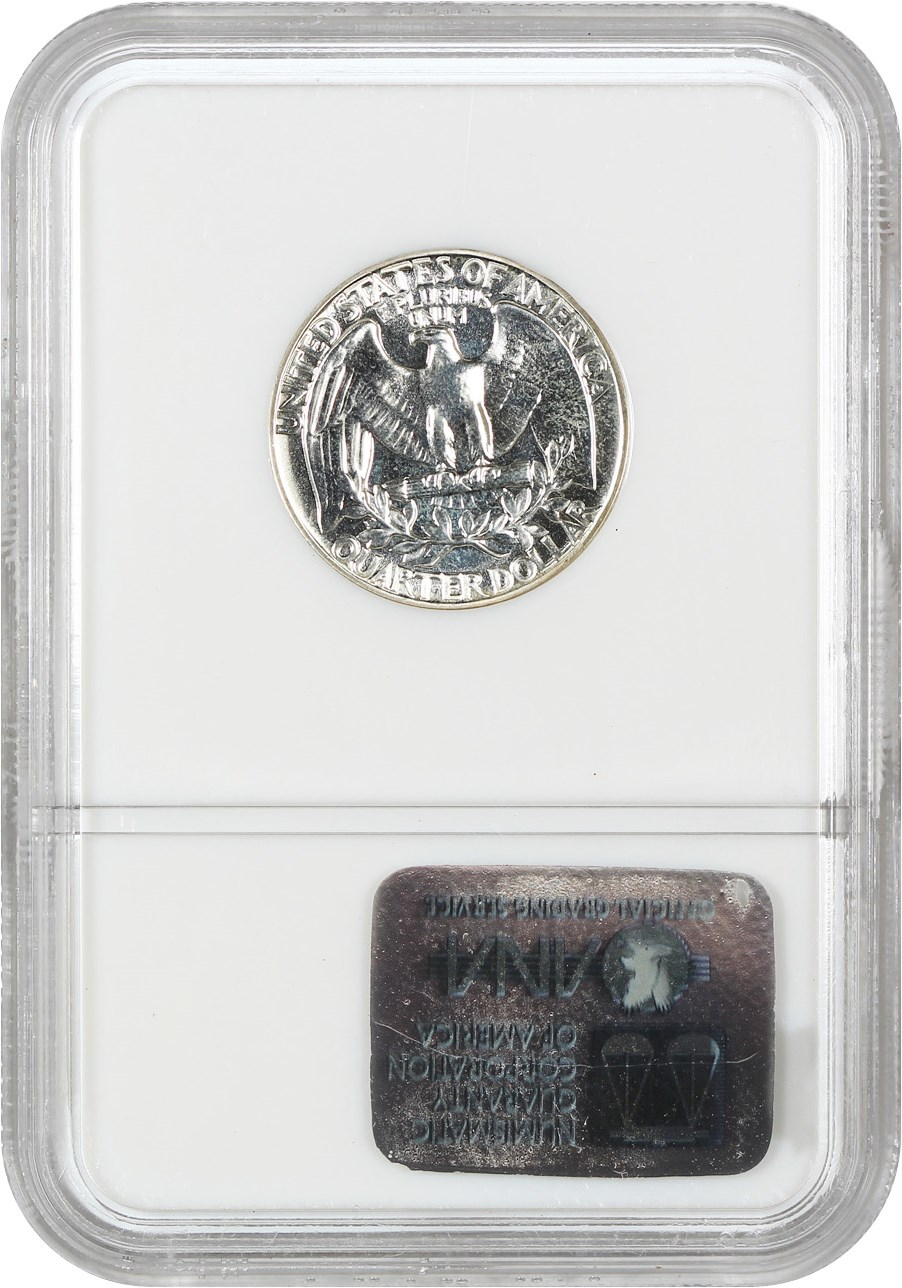 Brilliant coin in 2 x2 holder. 1979  50 cent proof coin Only 36,006 made