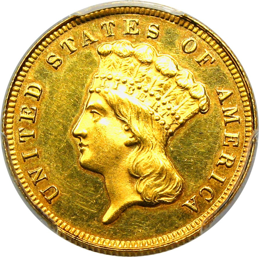 sample image for 1883 $3  PR CAM