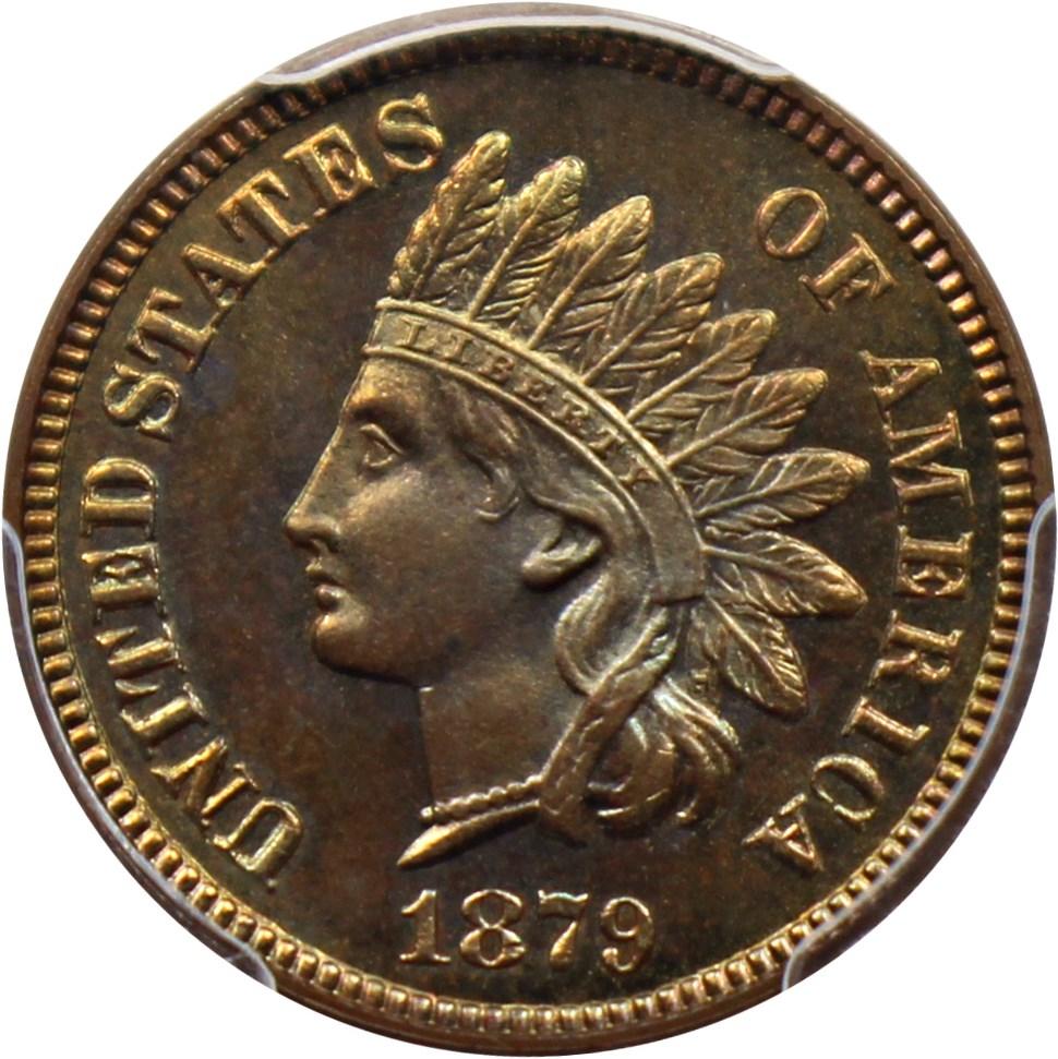 sample image for 1879 1c PR BN