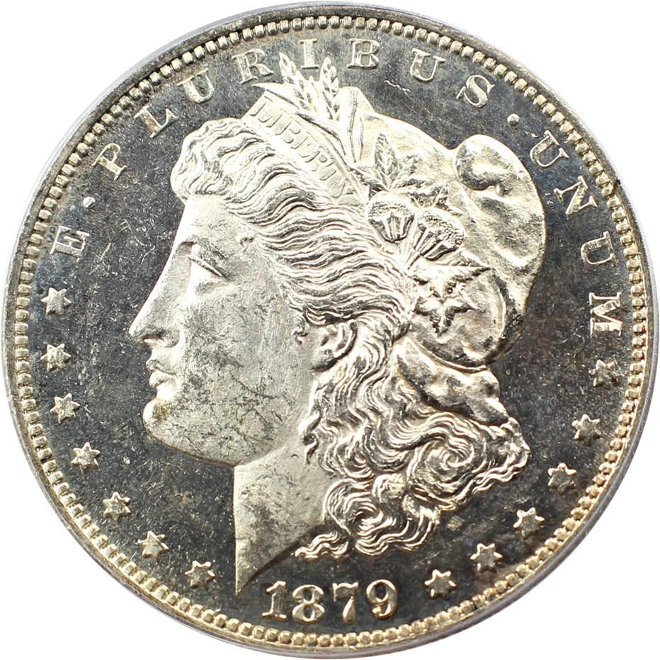 sample image for 1879-S $1  MS VAM-51