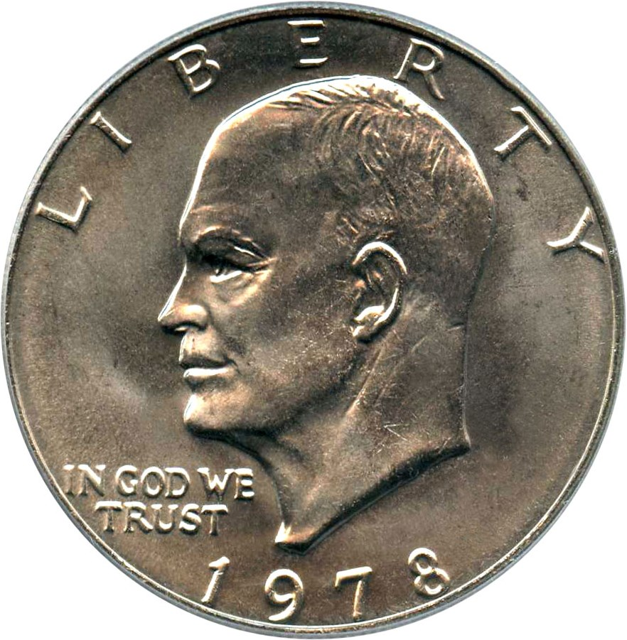 sample image for 1978 $1  MS