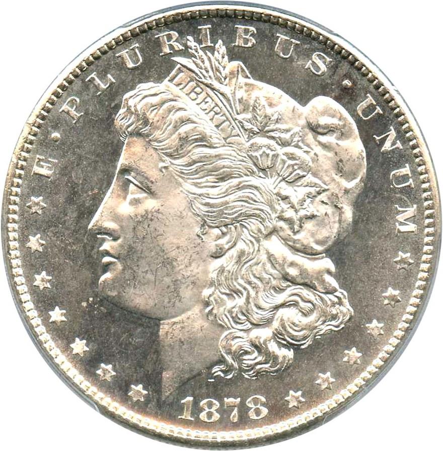 sample image for 1878-S $1  MS VAM-14