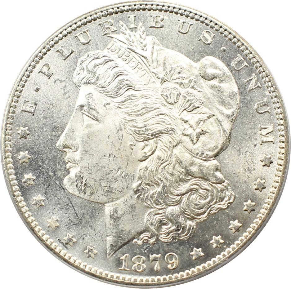 sample image for 1879-S $1  MS VAM-4