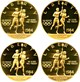 sample image for 1983-84 Olympic $1, $10 Gold 6pc MS/PR