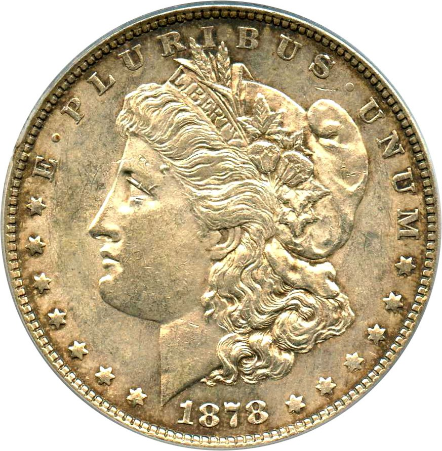 sample image for 1878 7TF Reverse of 1878 $1  MS VAM-171, Tripled R