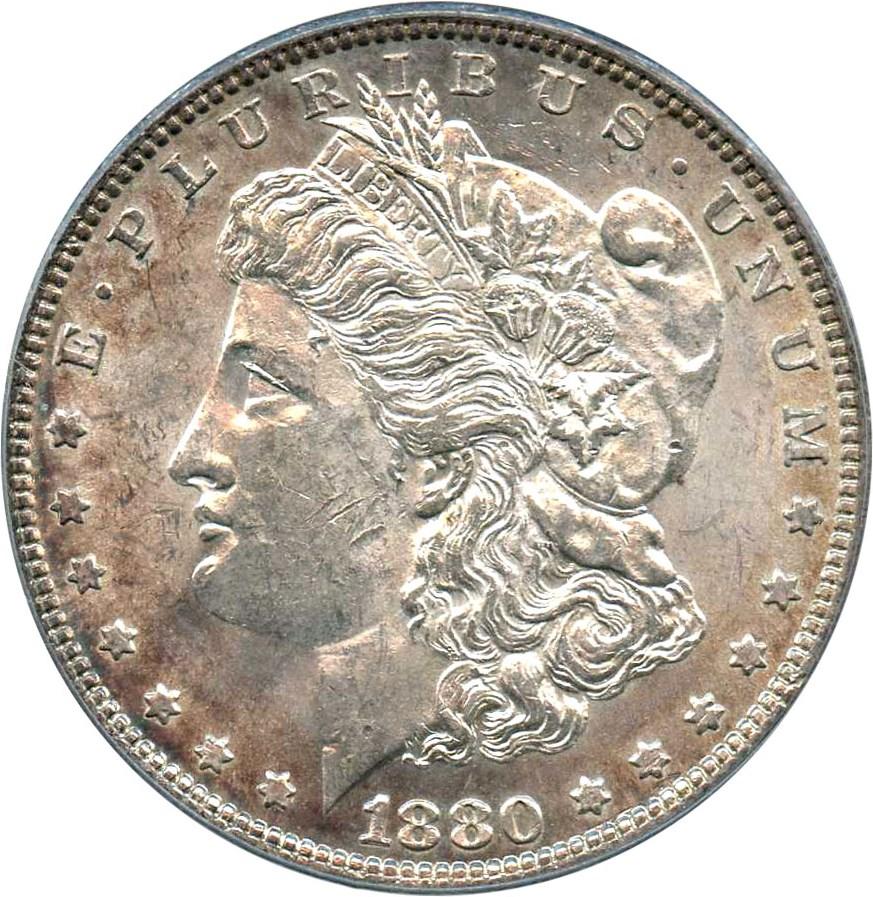sample image for 1880 $1  MS VAM-9, 8/7 Stem