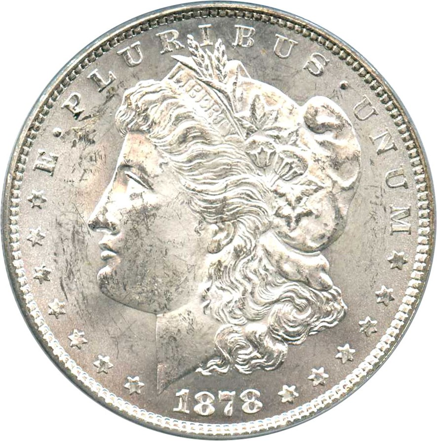 sample image for 1878 7/8TF Strong $1  MS VAM-37, 7/4