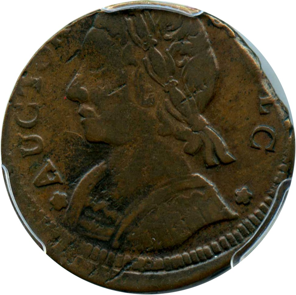 sample image for 1788 Conn Mailed Bust Left BN