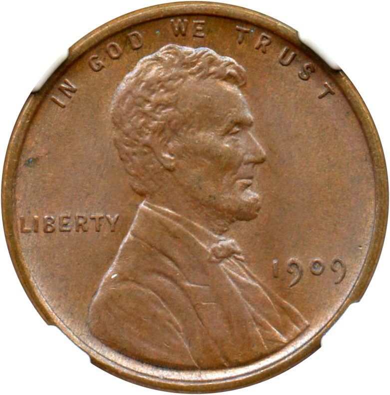 sample image for Lincoln Cent, Wheat Rev BN [Type]