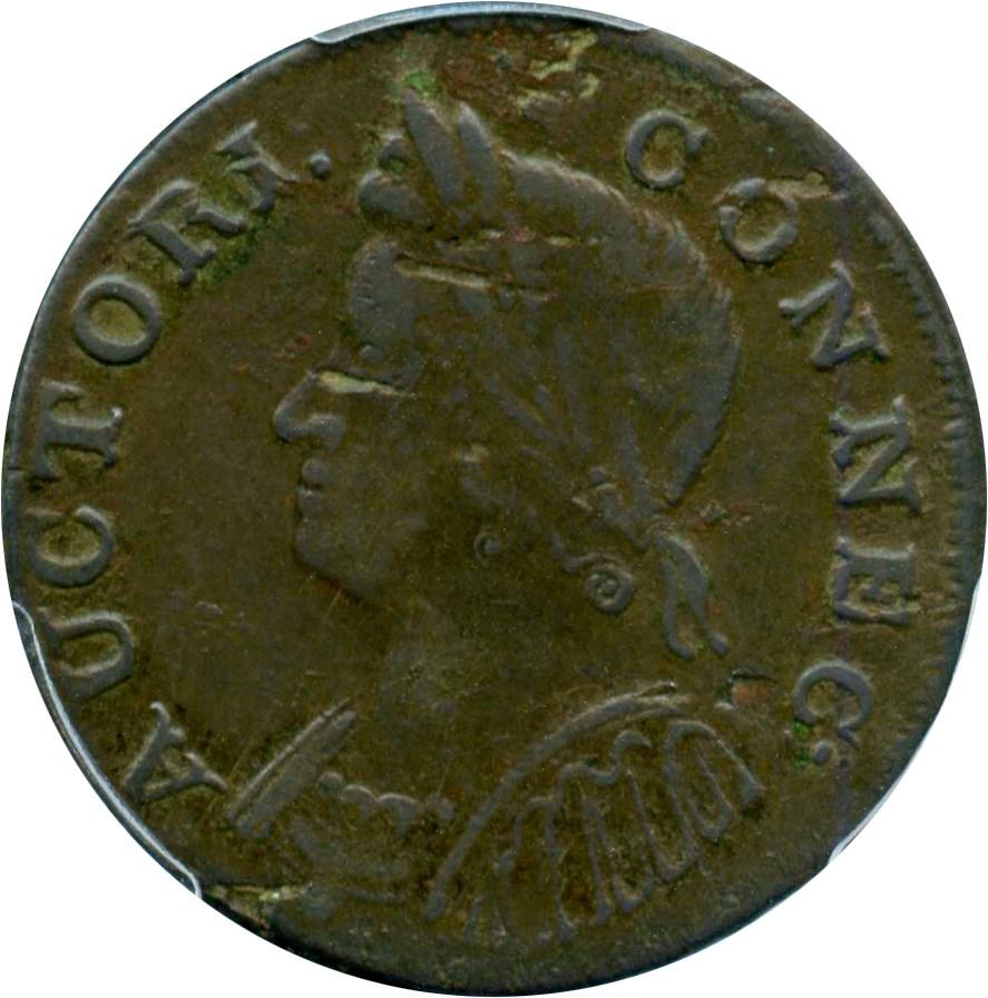 sample image for 1786 Conn Mailed Bust Left BN