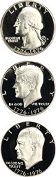 sample image for 1976-S 3-Pc Silver