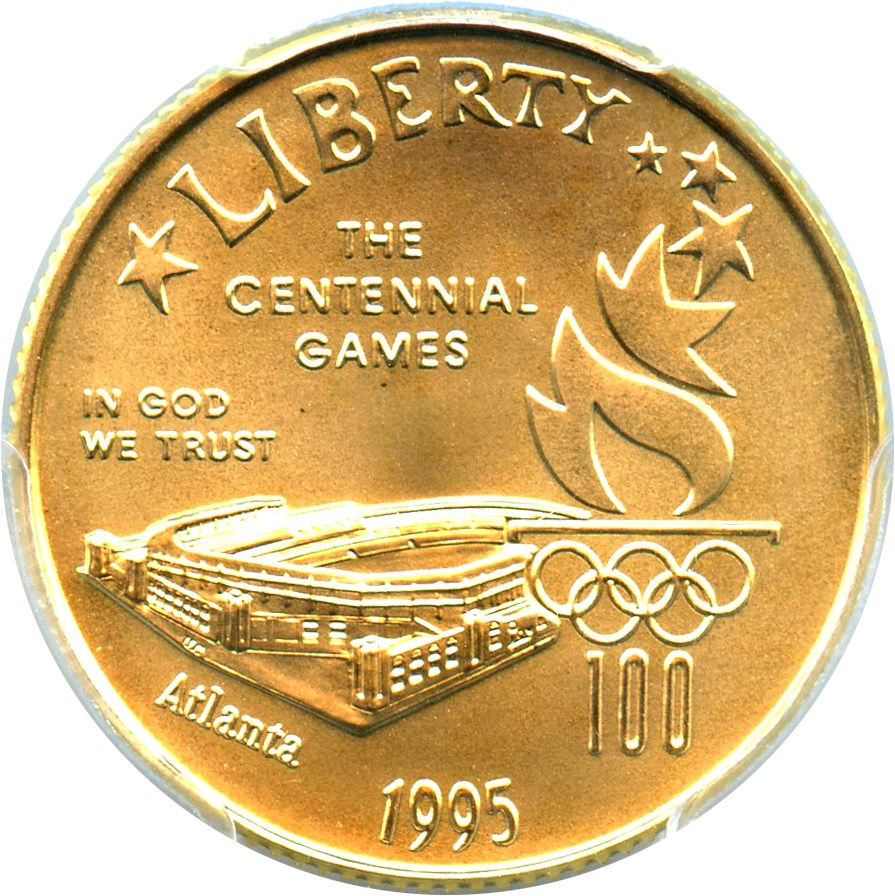 sample image for 1995-W Olympic Stadium $5  MS