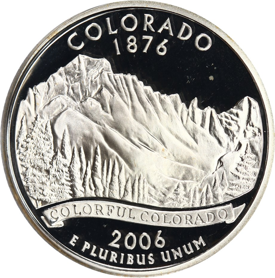 sample image for 2006-S Colorado, Silver DCAM
