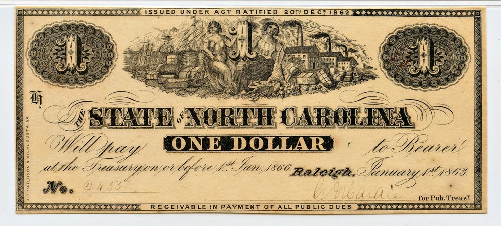 sample image for 1768 December 40s (Fr.# NC132)