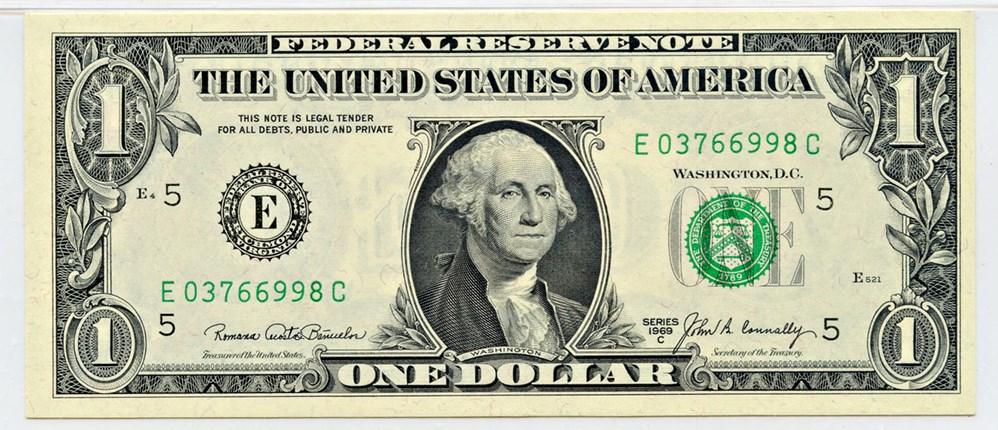sample image for 1969C $1  Richmond (Fr.# 1906E)