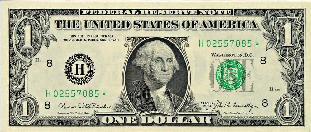 sample image for 1969C $1  St. Louis (Fr.# 1906H*)