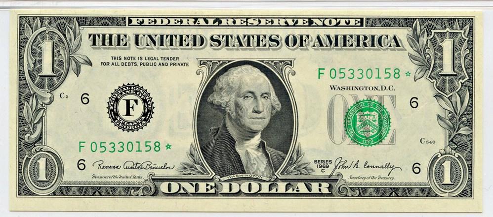 sample image for 1969C $1  Atlanta (Fr.# 1906F*)