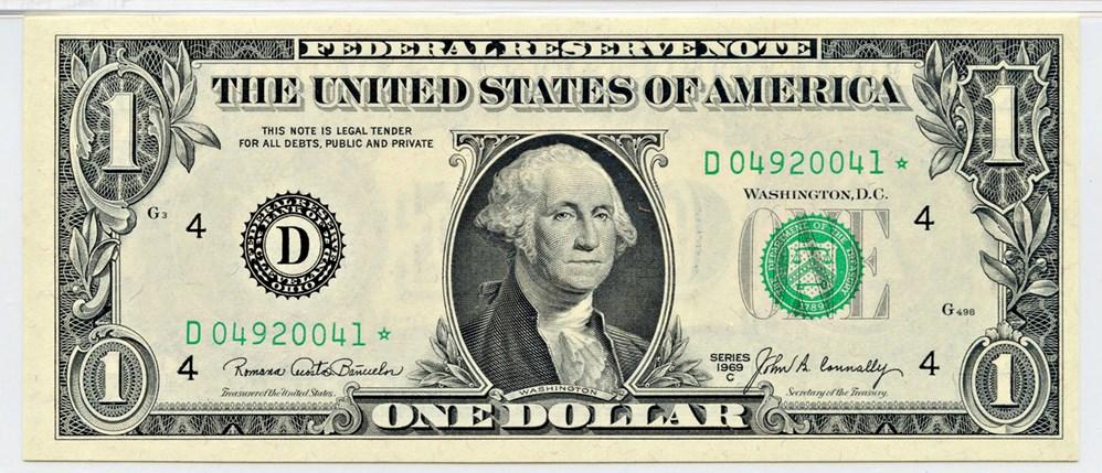 sample image for 1969C $1  Cleveland (Fr.# 1906D*)