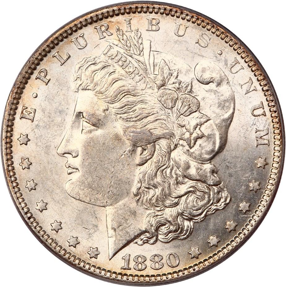 sample image for 1880 $1  MS VAM-39A, Partial E Rev