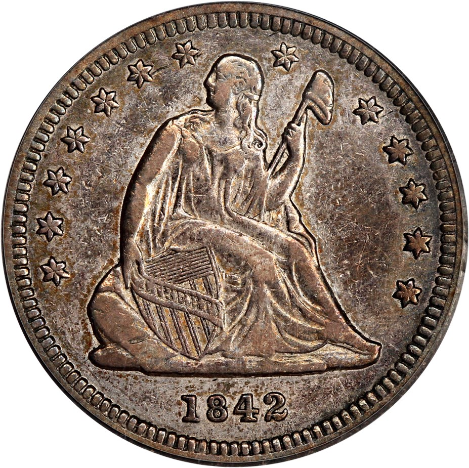 sample image for 1842-O 25c MS Small Date
