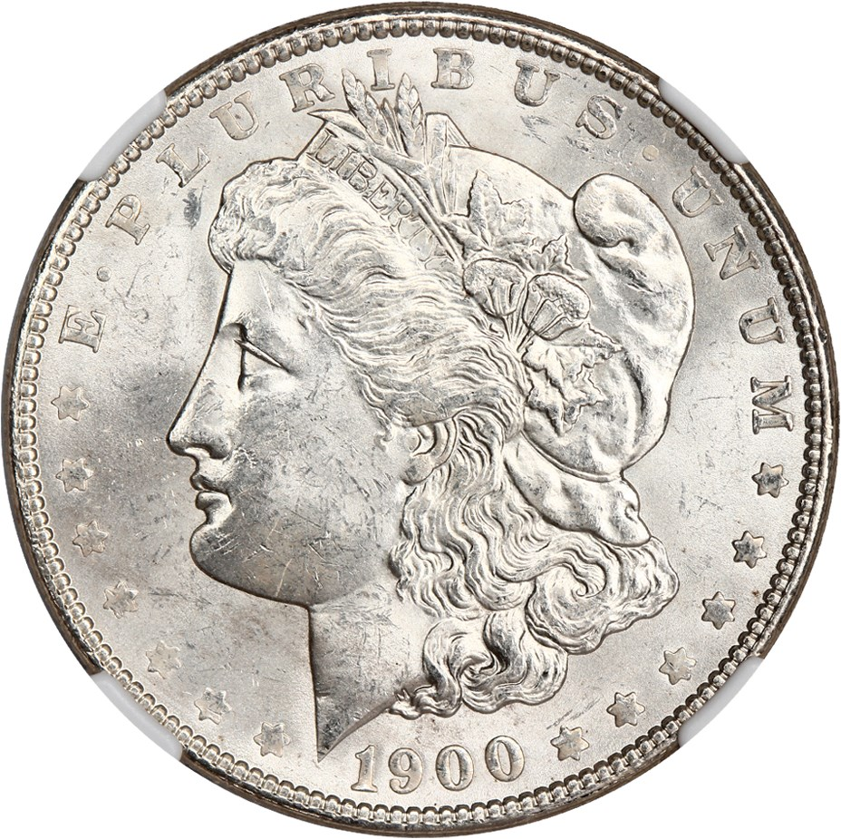 sample image for 1900 $1  MS VAM-24, Doubled Wing