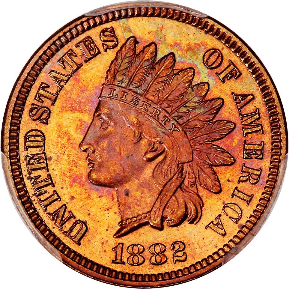sample image for 1882 1c PR RB