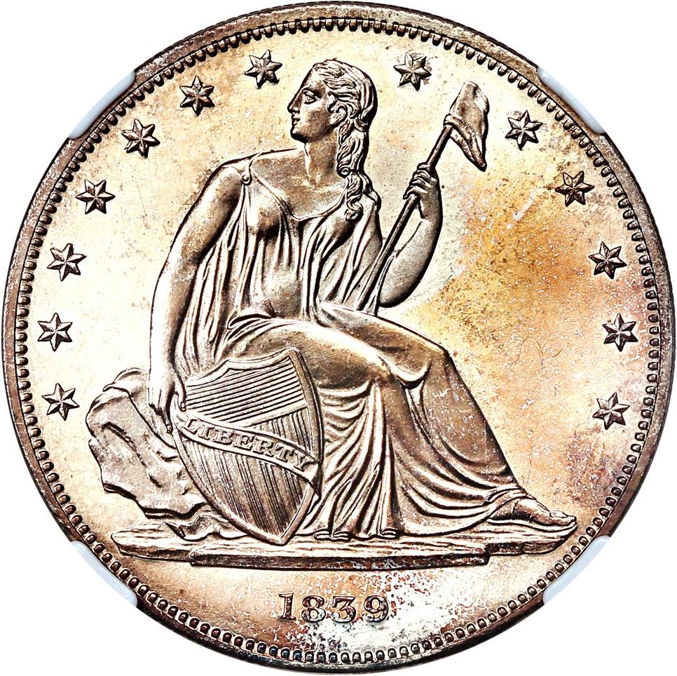 sample image for 1839 Orig, Medal Align (J-104)