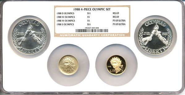 sample image for 1988 Olympic 4pc MS/PR